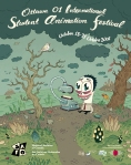 Ottawa 01 International Student Animation Festival poster