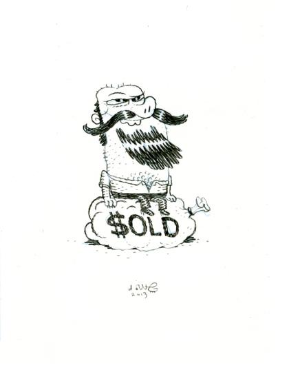 sold d
